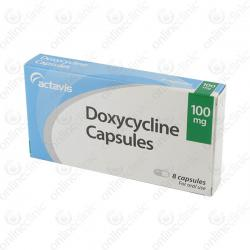 Doxycycline Malaria 100mg x 56